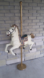 Decorative Merry-go-round Horse