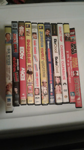 Comedy DVD collection