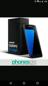 Samsung Galaxy s7 edge brand new sealed unlocked