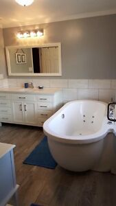 STANDARD BATHROOM RENOS IN 6 DAYS OR WILL PAY THE HST Kingston Kingston Area image 7