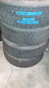 """Winter tires! Huge assortment.  Many sizes 16"""" 17"""" 18"""" 20"""""""