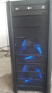 GAMER DESKTOP With Core i5 6 Th GENERATION/*WIFI.L