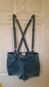 Denim 2.1 suspenders - size 27