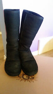 UGG Tall Boots - Black