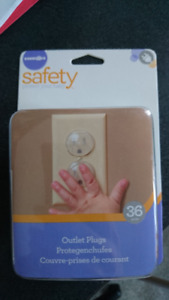 Baby Proofing Outlet Plugs