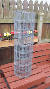 WIRE FENCING - 3 FT. HIGH (AT LEAST 20 FT.)