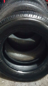 4 Bridgestone Turanza EL-400 allseason tires almost new