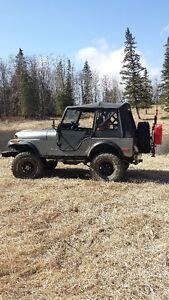 jeep cj5 Edmonton Edmonton Area image 10