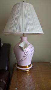 Set of Two Table Lamps. Great condition