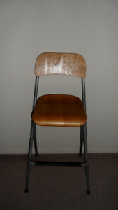 4 Foldable Bar Stools/Chairs