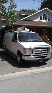 FORD van E250 2008 for sale $6500.00