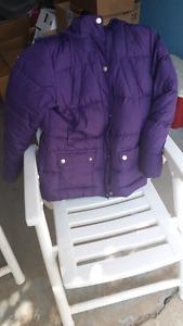 Girls Coat Size 14
