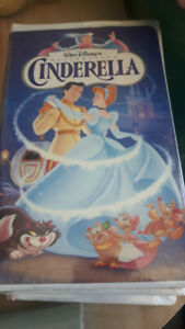 WALT DISNEY VHS TAPES FOR SALE