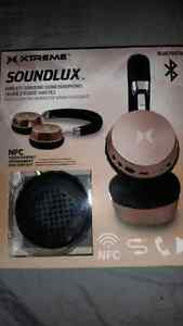 Xtreme soundlux Bluetooth wireless headphonee