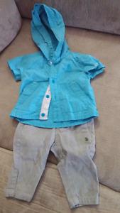 Vêtements de 3 a 9 mois