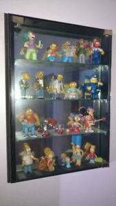 collection Simpsons Playmates Series 1 & 2