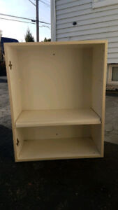 1 left!- kitchen cupboard/ adjustable shelves( Burlington)