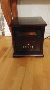 Infrared Space Heater - DYNAMIC