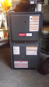 Hihg efficiency furnace