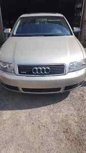 Audi A4 1.8t 2005 quattro