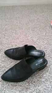 leather shoes size 10