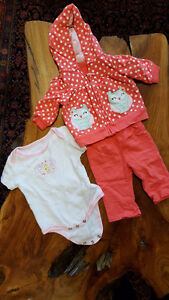 baby girl 0-3 and 3 great condition (each pic is $5) - new born Kitchener / Waterloo Kitchener Area image 4