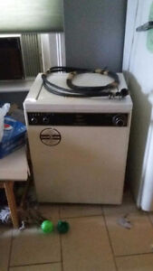 Washer apartment size