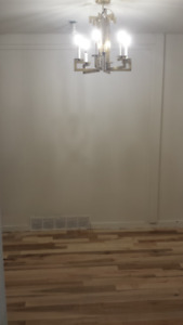 Freshly renovated large 1 Bedroom Available Immediately.