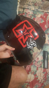 ZOX HELMET AND THOR BODY ARMOUR