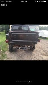 1980 ford f150 project
