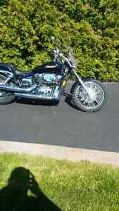VERY CLEAN HONDA SHADOW low klms