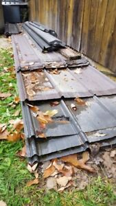 Wanted Used roofing tin