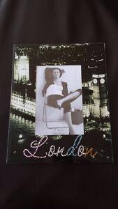 Cadre pour photo sous le thème de Londres