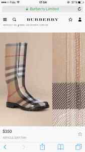 Botte Burberry new taille 37/38