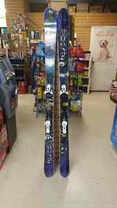 Downhill Twin Tip/Park Skis