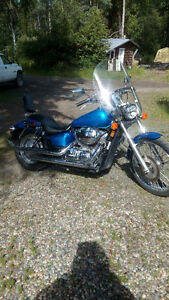 750 Honda Shadow Spirit