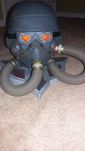 Killzone 3 Helghast game storage helmet prop