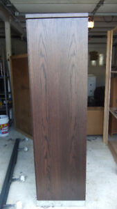 tall stand alone cabinet in great cond