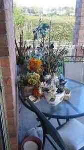 Out door home decorative plants/pottery Cambridge Kitchener Area image 6