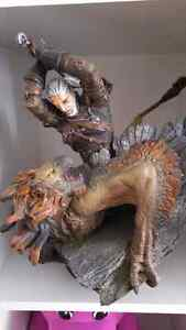 Witcher Statue limited edition West Island Greater Montréal image 2