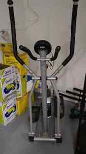 Winter is coming........ elliptical for sale