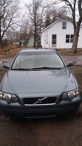 Trade for a suv 2001 s60