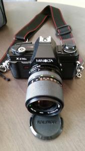 Appareil Minolta X-370s et plus