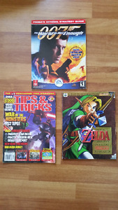 ***** the legend of zelda ocarina of time player's guide *****