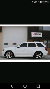 WANTED Jeep SRT8 2007-2011