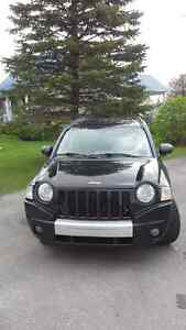 Jeep Compass Limited AWD 2007