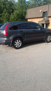 2011 Honda CR-V SUV, Crossover