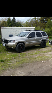 2004 Jeep Grand Cherokee LOW KMS