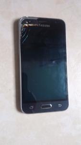 Samsung Galaxy J1 (SM-J120W) Black pour pièces / for parts