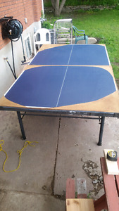 Ping pong table!!!